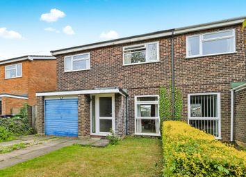 Thumbnail 3 bedroom semi-detached house for sale in New Road, Hethersett, Norwich