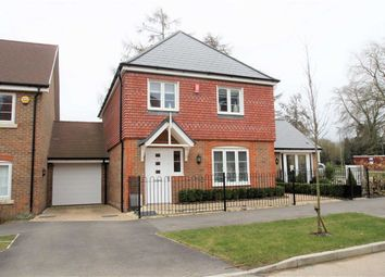 Thumbnail 3 bed property for sale in Silent Garden, Liphook, Hampshire