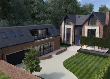 Thumbnail 5 bed detached house for sale in Trafford Place, Macclesfield Road, Wilmslow