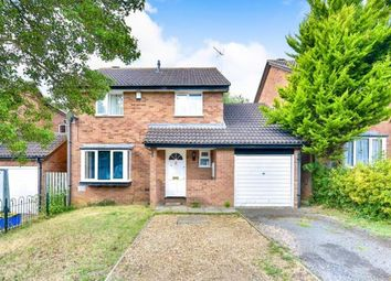 Thumbnail 4 bed link-detached house for sale in Padstow Avenue, Fishermead, Milton Keynes, Buckinghamshire