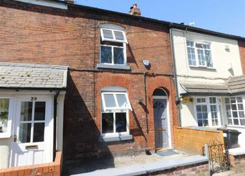 Thumbnail 3 bed cottage for sale in Manor View, Woodley, Stockport