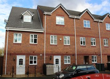 Thumbnail 4 bed town house for sale in Thunderbolt Way, Tipton