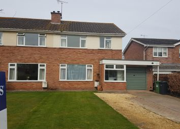 Thumbnail 3 bedroom semi-detached house for sale in 46 Church Croft, Madley, Hereford