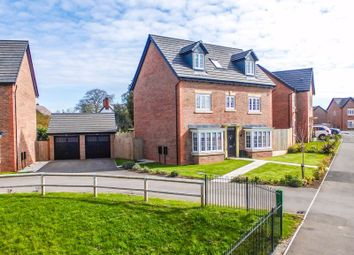 Orchard Avenue, Whitchurch SY13. 5 bed detached house for sale