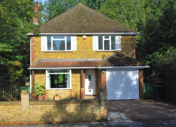 Thumbnail 3 bed detached house to rent in Addlestone Road, Addlestone