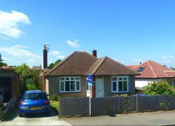 Thumbnail 2 bed bungalow for sale in Seymour Avenue, Whitstable