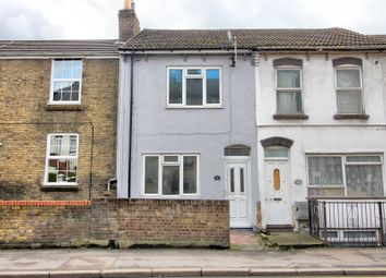 Thumbnail 4 bed terraced house for sale in Luton Road, Chatham