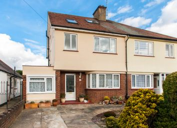 Thumbnail 5 bed semi-detached house for sale in Midhurst Avenue, Westcliff-On-Sea