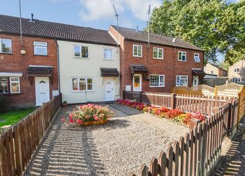Thumbnail 3 bed terraced house for sale in Woodlands Close, Thetford, Norfolk