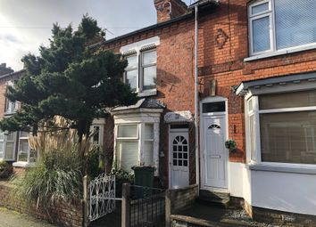 Thumbnail 2 bed terraced house for sale in Spencer Street, Oadby, Leicester