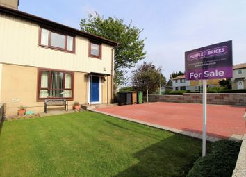 Thumbnail 3 bed end terrace house for sale in Cummings Park Drive, Aberdeen
