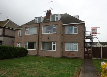 Thumbnail 2 bed flat to rent in East Parade, Rhyl