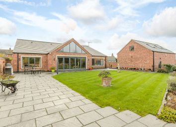 Thumbnail 5 bed detached bungalow for sale in High Street, Corby Glen, Lincolnshire
