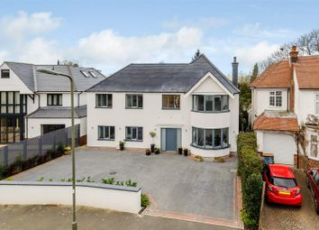 Thumbnail 5 bed detached house for sale in Grimsdyke Crescent, Arkley