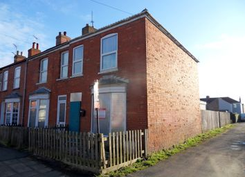 3 bed end terrace house for sale in Princes Street, Sutton Bridge, Spalding, Lincolnshire PE12