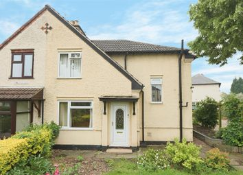 Thumbnail 3 bed semi-detached house for sale in Hooton Road, Carlton, Nottingham