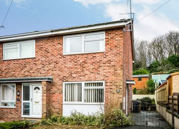 Thumbnail 2 bed semi-detached house for sale in Shelf Bank Close, Oswestry, Shropshire