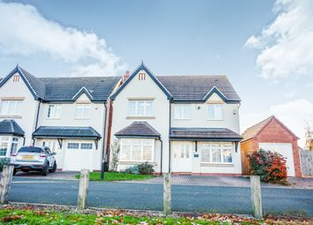 Thumbnail 4 bed detached house for sale in The Green, Castle Bromwich, Birmingham
