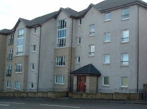 Thumbnail 2 bed flat to rent in Ladysmill Court, Falkirk