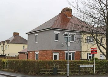 Thumbnail 2 bed semi-detached house for sale in Watling Street, Mile Oak, Tamworth, Staffordshire