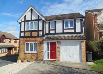 Thumbnail 4 bed detached house for sale in Tamarisk Close, Hatch Warren, Basingstoke