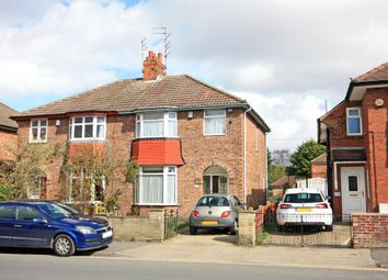 Thumbnail 3 bedroom semi-detached house to rent in Huntington Road, York