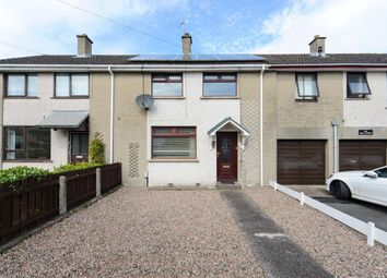 Thumbnail 3 bedroom terraced house for sale in Drumadoon Drive, Dundonald, Belfast