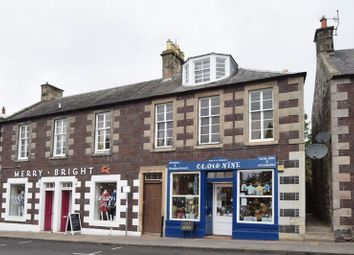 Thumbnail 3 bedroom flat to rent in High Street, Biggar