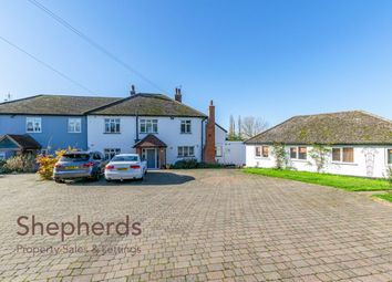 Thumbnail 4 bed terraced house to rent in North Street, Nazeing, Essex