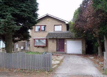 Thumbnail 3 bed detached house for sale in Baslow Grove, Daisy Hill, Bradford, West Yorkshire