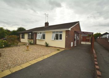 Thumbnail 2 bed semi-detached bungalow for sale in Aberllanerch Drive, Buckley