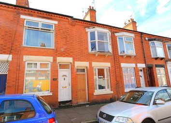 Thumbnail 2 bed terraced house for sale in Mountcastle Road, Leicester