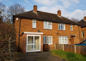 Thumbnail 3 bed property to rent in Broomfields Close, Solihull, West Midlands