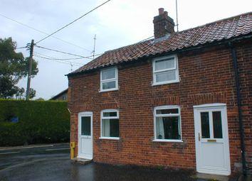 Thumbnail 1 bedroom property to rent in The Street, Sculthorpe, Fakenham
