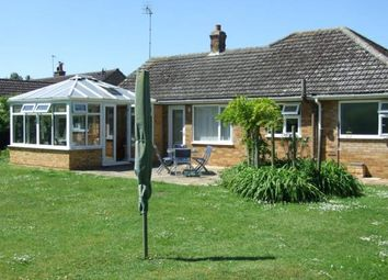 Thumbnail 2 bed bungalow for sale in Worlington, Bury St. Edmunds, Suffolk