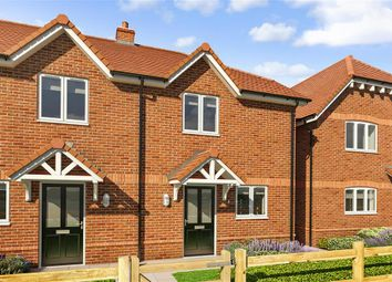 Thumbnail 2 bed end terrace house for sale in Hambrook Place, Hambrook, Chichester, West Sussex
