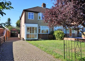 Thumbnail 3 bed semi-detached house for sale in Woodstock Road, Yarnton