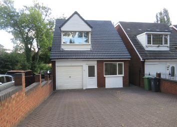 Thumbnail 4 bed detached house for sale in Bentley New Drive, Walsall