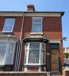 Thumbnail 3 bed end terrace house for sale in Corporation Street, Wednesbury, West Midlands