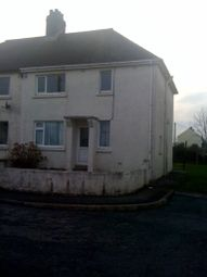 Thumbnail 3 bed semi-detached house to rent in Nash Place, Saundersfoot