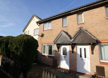 Thumbnail 2 bed terraced house to rent in Doddridge Close, Plymstock, Plymouth