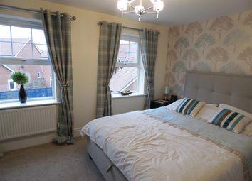 Thumbnail 5 bed end terrace house for sale in Reid Crescent, Hellingly, Hailsham