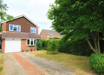 Thumbnail 4 bed detached house for sale in Highland Drive, Oakley, Basingstoke