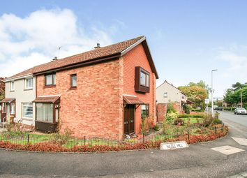 Thumbnail 3 bed semi-detached house for sale in Napier Road, Glenrothes, Fife