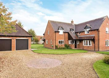 Thumbnail 5 bed detached house for sale in St. Katherines, Winterbourne Bassett, Wiltshire