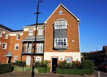 Thumbnail 4 bed town house for sale in Turners Avenue, Fleet
