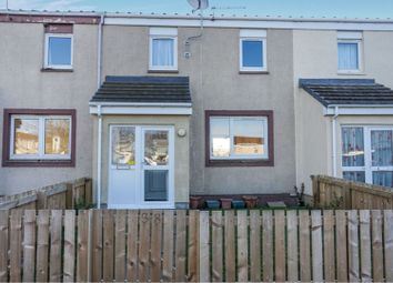 Thumbnail 3 bed terraced house for sale in Abbey Crescent, Forres