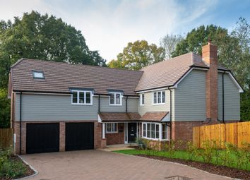 Thumbnail 5 bed detached house for sale in Gatesmead, Lindfield, Haywards Heath