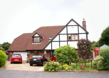 Thumbnail 4 bedroom detached house for sale in Llys Pendderi, Bryn, Llanelli, Carmarthenshire