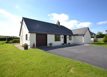 Thumbnail 3 bed detached bungalow for sale in Clos Y Gafel, Crymych